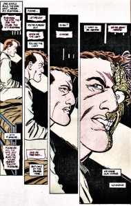 Batman Annual 14 Harvey Dent Two-Face