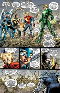 Earth 2 Justice Society #2